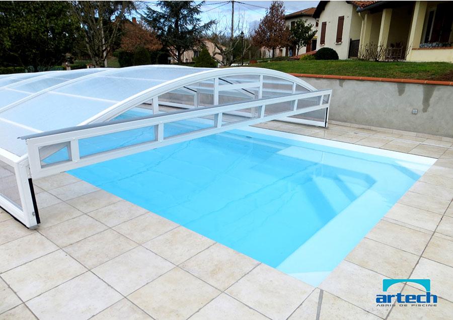 Abris artech fabricant abris de piscine toulouse midi for Abri de piscine kokoon