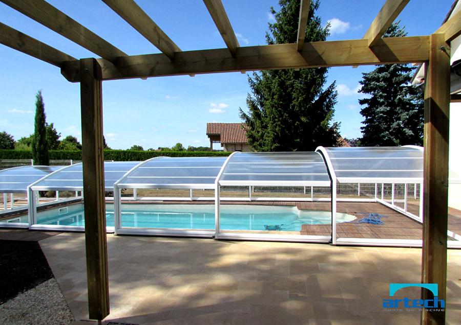 abri piscine 76