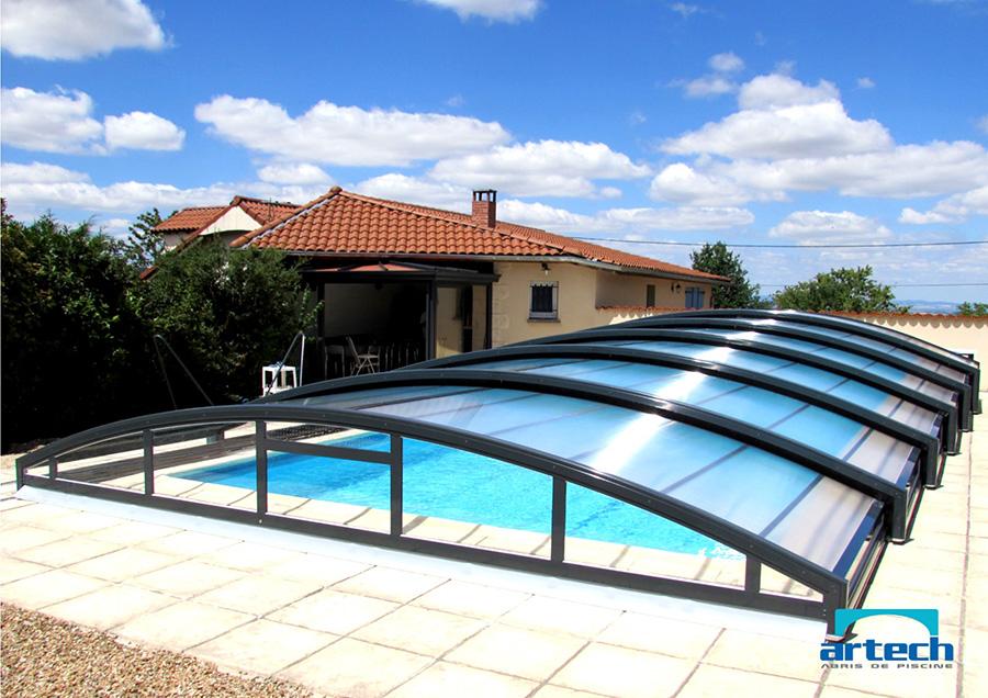 Abris artech fabricant abri piscine toulouse midi for Margelle piscine toulouse
